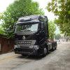 Camion de remorque lourd de camion de la tête 6X4 371HP HOWO de camion d'entraîneur