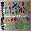 Schitter de Sticker van het Gel van het Venster voor de Decoratie van de Lente (xm-s-1005)