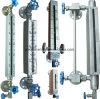 水位の測定のためのガラス管状のレベルゲージのサイトグラス
