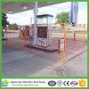 Съемные панели загородки металла PVC покрытые временно для сбывания