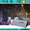 1500W高い発電の雪機械強力な段階党ディスコクラブ棒人工的な雪機械