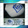 Drapeau décoratif tricoté par 180GSM élastique de couverture de miroir de voiture (NF13F14007)