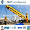 Китай морских прибрежных гидравлический кран производителя