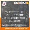 3-20mm Hadfield ASTM A128 X120mn12/1.3401/K700/Mn13 높은 망간 착용 강철 플레이트