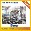 3 in 1 Beer Filling Machinery per Glass Bottle