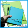 Vente en gros bon marché faite sur commande de cahier de papier d'emballage d'usine