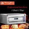 Tellersegment-Gas-Ofen der guter Preis-Berufswerbungs-3 für Backen