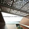 Architecturale Scherm van het Scherm van het Scherm van de Privacy van Mashrabiya van de Comités van het Scherm van het Aluminium van de Besnoeiing PVDF van de laser het Decoratieve
