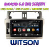 Witson 10,2 большой экран Android 6.0 DVD для Toyota Прадо 2014