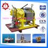 Argano dell'aria da 5 tonnellate per la strumentazione marina delle piattaforme giacimento di petrolio/di perforazione