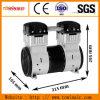 1100W de alta presión del compresor de aire Oilless Host con gran flujo de aire (TW1100A)