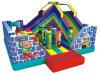 Neue Entwurfs-Genie-Park-aufblasbare Vergnügungspark-Spaß-Stadt-aufblasbarer Spielplatz