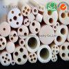 Tubo di ceramica dell'allumina con forte capienza di adsorbimento