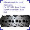 Auto Nieuwe Oud van de Cilinderkop van Motoronderdelen Naakte 3b voor de Diesel van de Onderlegger voor glazen van Dyna 2000 van de Kruiser van het Land van Toyota 3.4L