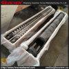 D90/26 D75/26 Battenfeld Typ Ähnlichkeits-Zwilling-Schrauben-Zylinder für Montage-Ersatzteile des Belüftung-Rohr-/Sheet/WPC/
