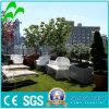 Garten-Dekoration, die künstliches Gras-synthetischen Gras-Rasen für im Freien landschaftlich verschönert