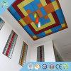 Panneau mural plafond incombustible panneau de laine de bois