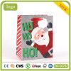 Bolsa de papel del regalo de Ho Ho Ho de la bolsa de papel del viejo hombre de la Navidad