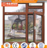 열 틈 모기장을%s 가진 알루미늄 여닫이 창 Windows