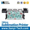 Impressora do t-shirt de Sinocolor Wj-740 com cabeça de Epso Dx7