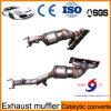 Marmitta catalitica dell'automobile di fabbricazione della Cina con l'alta qualità