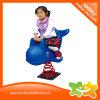 Mini matériel de jeu de conduite de Kiddie de dauphin pour des enfants
