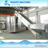 Máquina de classificação plástica automática do frasco para a linha de produção da bebida