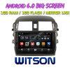 Grand écran 9 Witson Android 6.0 DVD de voiture pour Toyota Corolla Classic