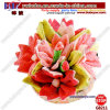 Partie d'alimentation en faveur Birthday Party Home Decor décoratif de fleurs de mariage fleur artificielle (G8211)