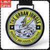 Medalla de encargo del acontecimiento deportivo del nuevo hierro de cobre amarillo del diseño