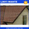 多彩な砂の上塗を施してある金属の屋根瓦中国製