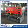 판매 (QC11Y-16X2500)를 위한 금속 격판덮개 유압 단두대 깎는 기계