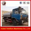 Фабрика продавая тележку цистерны с водой 170HP 4X2 10m3