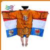 Kundenspezifisches Firmenzeichen-Polyester-nationale Entwurfs-Karosserien-Kap-Markierungsfahne (HYFC-AF021)