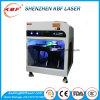 5W / 7W / 15W Máquina portátil 3D de cristal interior grabador del laser