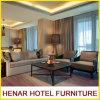 Rustim Teakholz hölzerne großartige Hyatt Hotel-Schlafzimmer-Möbel Fünf-Sterne
