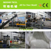 Máquina de granulación plástica de la película de estiramiento del LDPE del PE