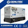 20kVA Reino Unido Perkin generador diesel silencioso con el pabellón insonoro (GPP20S)