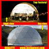 De duidelijke Transparante Witte Koninklijke Tent Godesic van pvc
