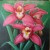 Oil Painting - Flower 1