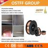 Alambre de soldadura superior de MIG del CO2 de la estabilidad que introduce Er70s-6 de la fábrica de China