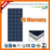 módulo solar polivinílico de 18V 100W picovoltio (SL100TU-18SP)