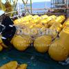 Poids de l'eau d'essai des sacs de sauvetage
