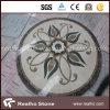 Het marmeren Medaillon van het Mozaïek van de Steen van de Vloer voor de Decoratie van de Vloer