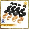 Горячая продажа удлинитель волос T tone Colour 8A к категории 100% нового органа волос кривой (ЦГВЗ-NL61)