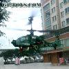 R/Ctoys-4 elicottero della Manica R/C Apache (GP0545)