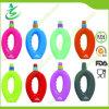 500ml sans BPA Sports Bouteille d'eau pliable avec Private Label