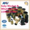 Filtre à huile, filtre à essence, pièces d'auto pour le tracteur à chenilles avec la qualité