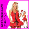 Diabo Sexy Adult Halloween Costumes para Party
