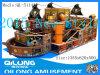 2016 Indoor popolare Playground con Pirateship Design (QL-5114A)